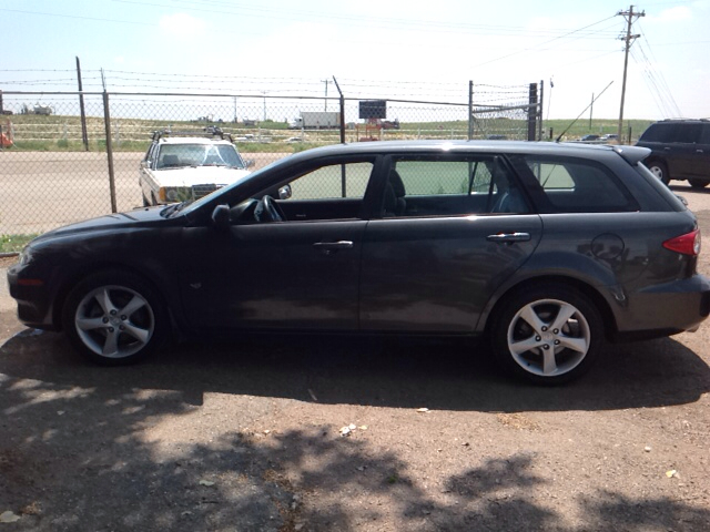 2004 mazda mazda6 s 4dr sport wagon in pueblo co pyramid motors public auto auction. Black Bedroom Furniture Sets. Home Design Ideas