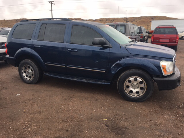 2004 Dodge Durango Limited 4wd 4dr Suv In Pueblo Co Pyramid Motors Public Auto Auction
