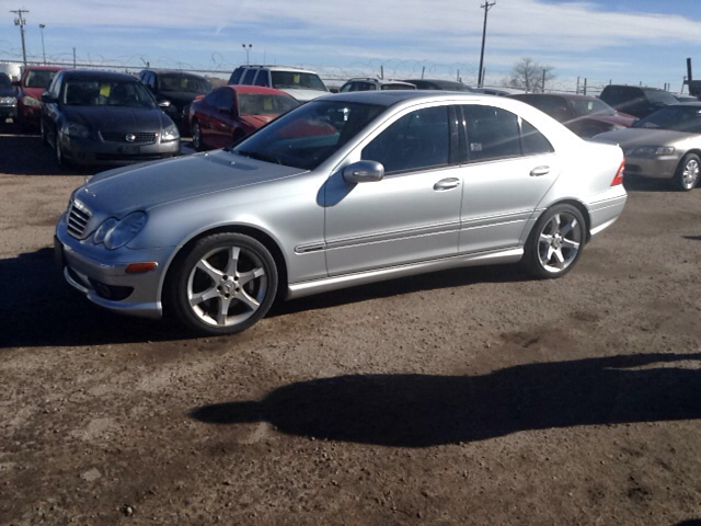 2007 mercedes benz c class c230 sport 4dr sedan fountain co for 2007 mercedes benz c class c230