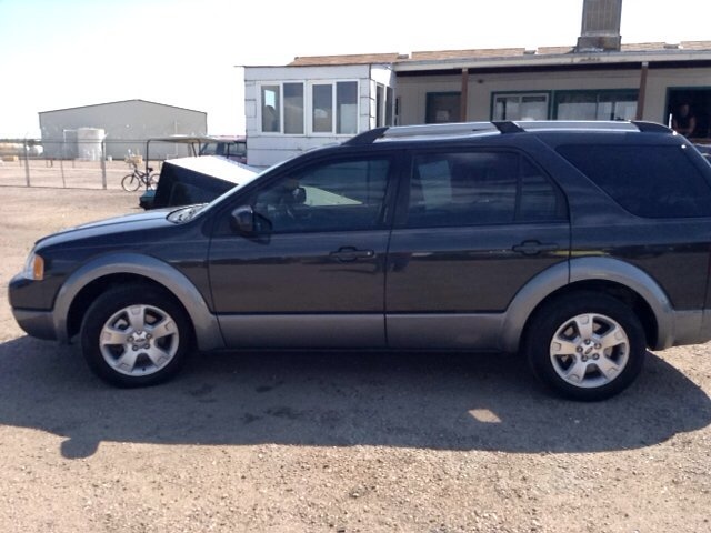 2007 ford freestyle sel 4dr wagon in pueblo fountain. Black Bedroom Furniture Sets. Home Design Ideas