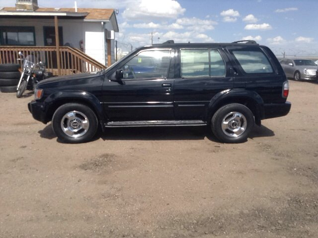 1997 infiniti qx4 4dr 4wd suv in pueblo co pyramid. Black Bedroom Furniture Sets. Home Design Ideas
