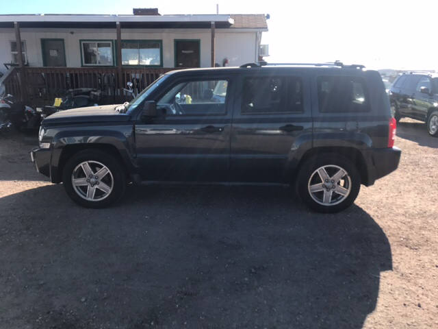 2007 jeep patriot limited 4dr suv in pueblo co pyramid. Black Bedroom Furniture Sets. Home Design Ideas