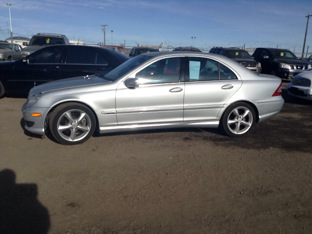 2006 mercedes benz c class c230 sport 4dr sedan in pueblo for Mercedes benz 2006 c230 sport