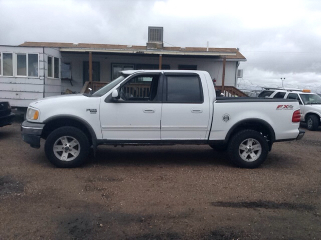 2002 ford f 150 4dr supercrew xlt 4wd styleside sb in. Black Bedroom Furniture Sets. Home Design Ideas