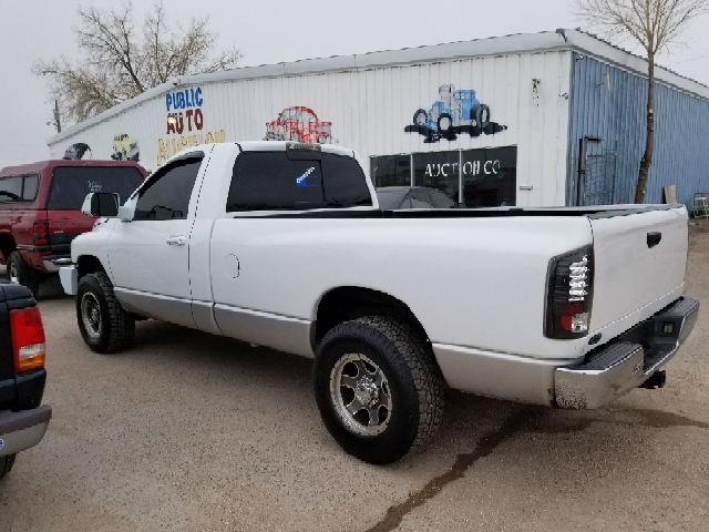 Dodge ram pickup 2500 for sale in pueblo co for Local motors pueblo co