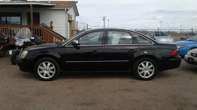2006 ford five hundred awd limited 4dr sedan in pueblo co. Black Bedroom Furniture Sets. Home Design Ideas