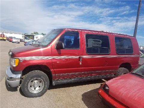 1997 Ford E-150 for sale in Fountain, CO