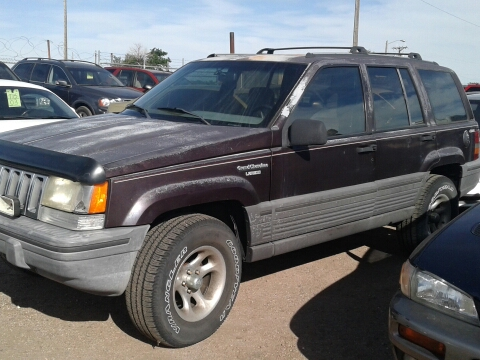 1993 Jeep Grand Cherokee for sale in Fountain, CO