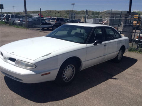 1999 Oldsmobile Eighty-Eight for sale in Fountain, CO