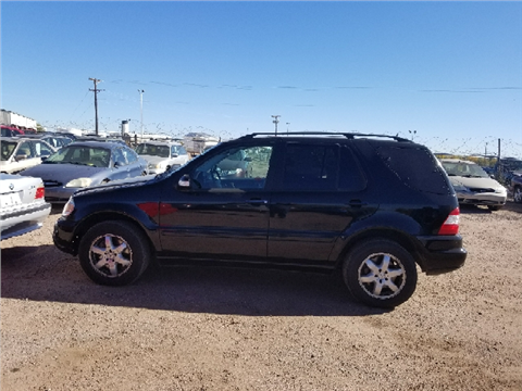 2004 Mercedes-Benz M-Class for sale in Fountain, CO
