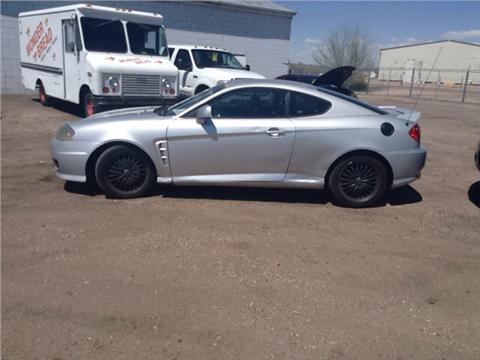 Used Hyundai Tiburon For Sale Colorado Carsforsale