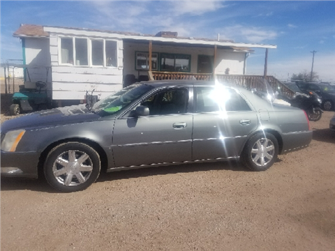 2007 Cadillac DTS for sale in Fountain, CO