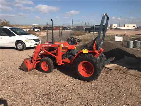 1973 Kubota B1550 for sale in Pueblo, CO