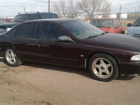 1995 Chevrolet Impala for sale in Fountain, CO