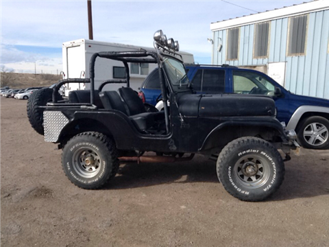 1964 Jeep Willys for sale in Pueblo, CO