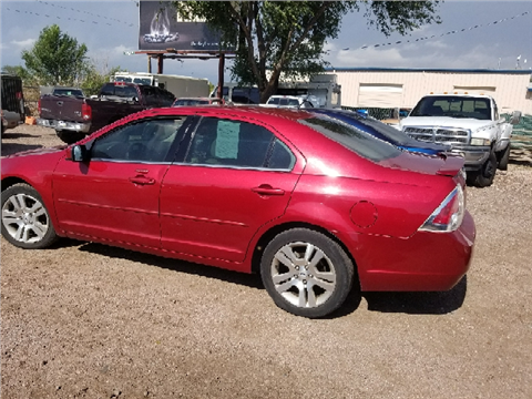2008 Ford Fusion for sale in Fountain, CO