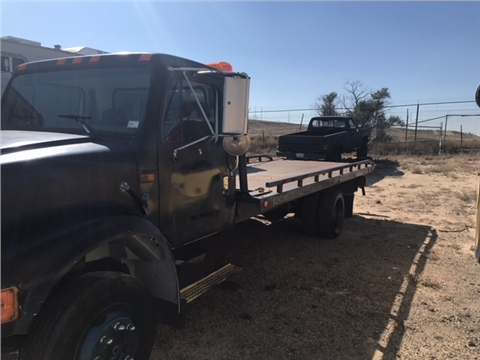 1998 International 4700 for sale in Pueblo, CO