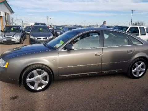 2003 Audi A6 for sale in Fountain, CO