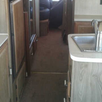 1988 Winnebago crosscountry