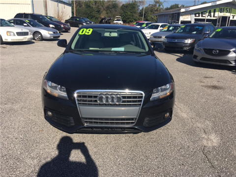 2009 Audi A4 for sale in Wilmington, NC