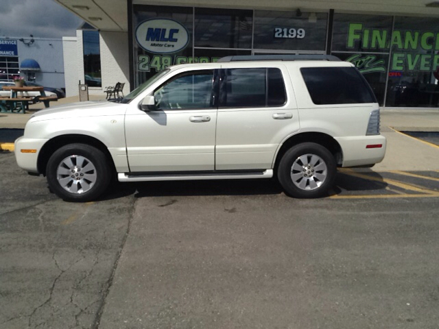 2006 Mercury Mountaineer Luxury Awd 4dr Suv In Commerce