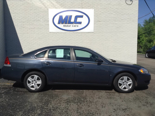 2008 chevrolet impala ls sedan in commerce township novi