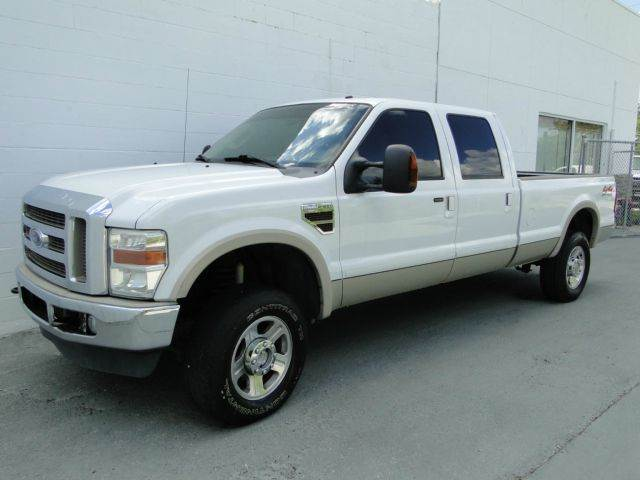 2008 Ford F 350 Super Duty King Ranch Lariat 4dr Crew Cab 4wd Lb In Houston Tx Global Motor Cars