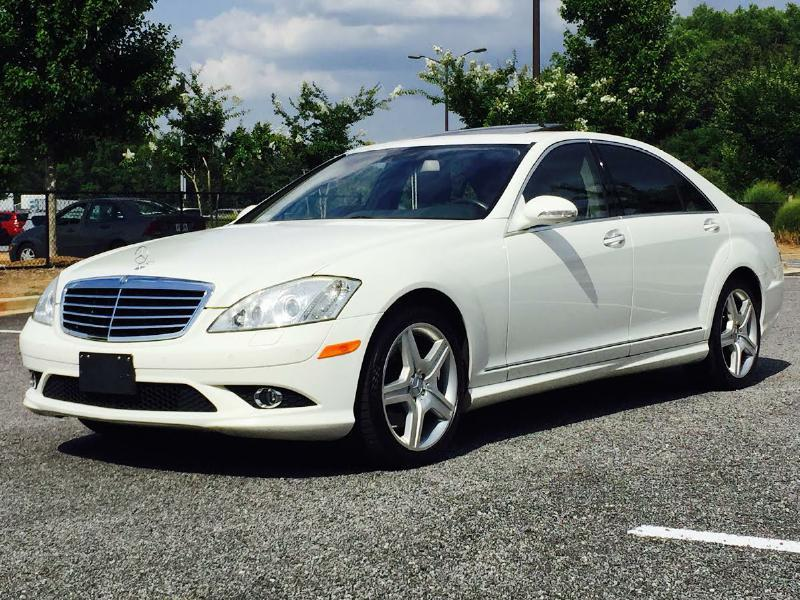 2007 mercedes benz s class awd s550 4matic 4dr sedan in for 2007 mercedes benz s class s550