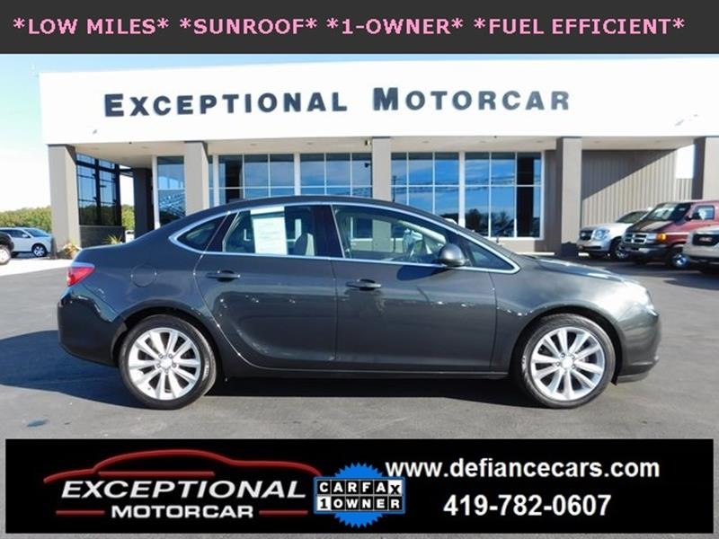used buick verano for sale in defiance oh