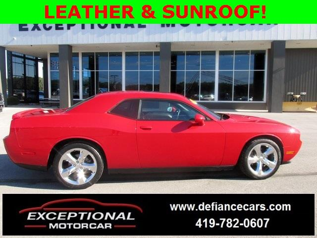 2012 dodge challenger for sale in ohio for Brown county motors russellville ohio