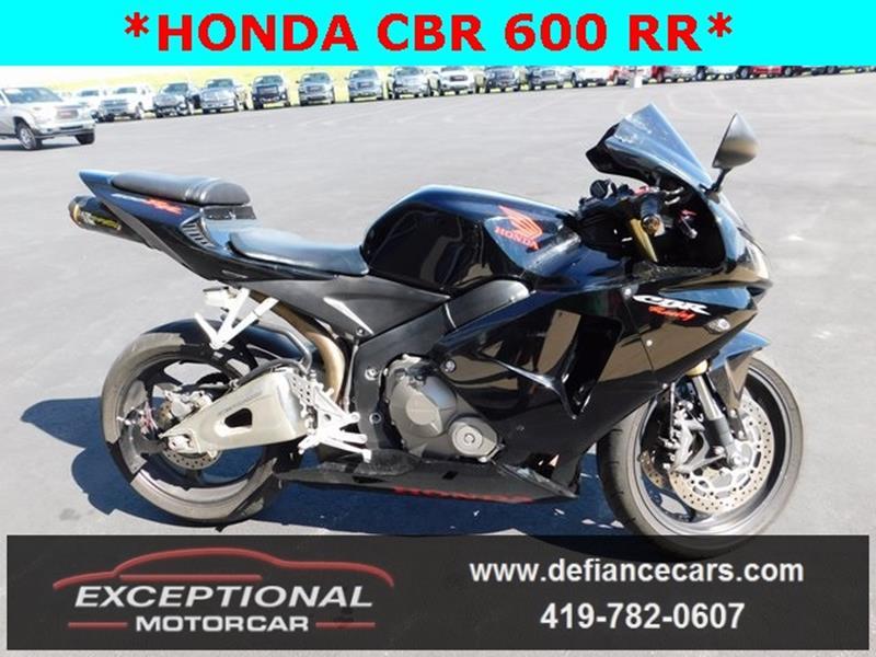 2006 Honda CBR 600 RR n/a