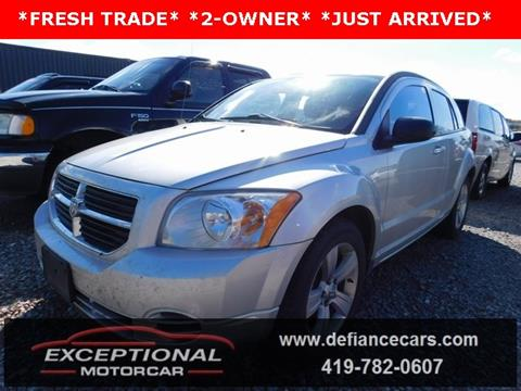 2010 Dodge Caliber for sale in Defiance, OH