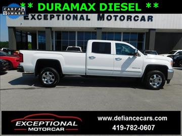 Used Diesel Trucks For Sale Defiance OH Carsforsale