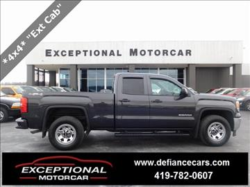 2014 GMC Sierra 1500 for sale in Defiance, OH