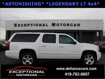 2008 Chevrolet Suburban for sale in Defiance, OH