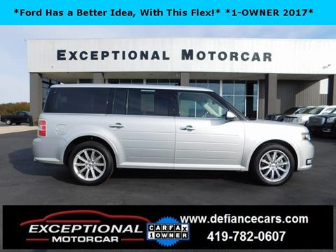 2017 Ford Flex for sale in Defiance, OH