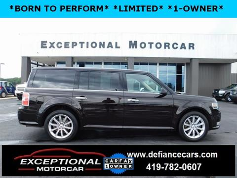 2014 Ford Flex for sale in Defiance, OH