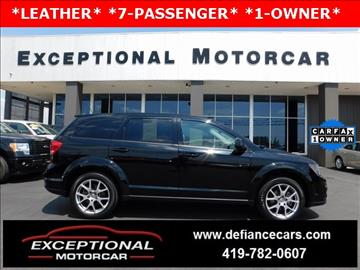 2015 Dodge Journey for sale in Defiance, OH