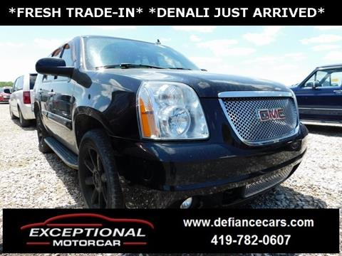 2007 GMC Yukon for sale in Defiance, OH
