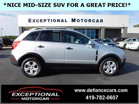 2014 Chevrolet Captiva Sport for sale in Defiance, OH