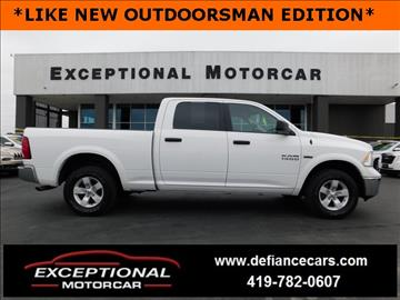 2016 RAM Ram Pickup 1500 for sale in Defiance, OH