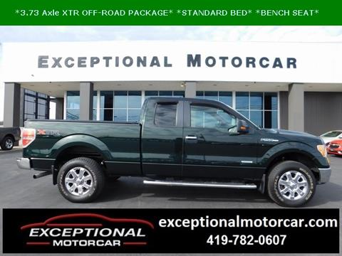 2013 Ford F-150 for sale in Defiance, OH