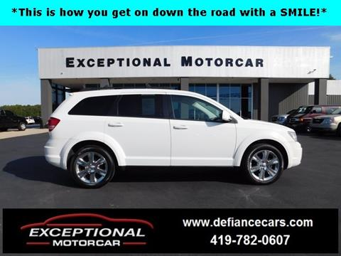 2009 Dodge Journey for sale in Defiance, OH