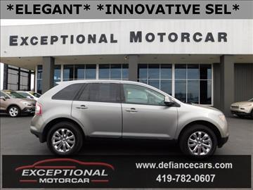 2008 Ford Edge for sale in Defiance, OH