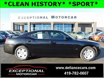 2006 Dodge Charger for sale in Defiance, OH