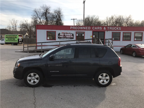 2014 Jeep Compass for sale in Tulsa, OK