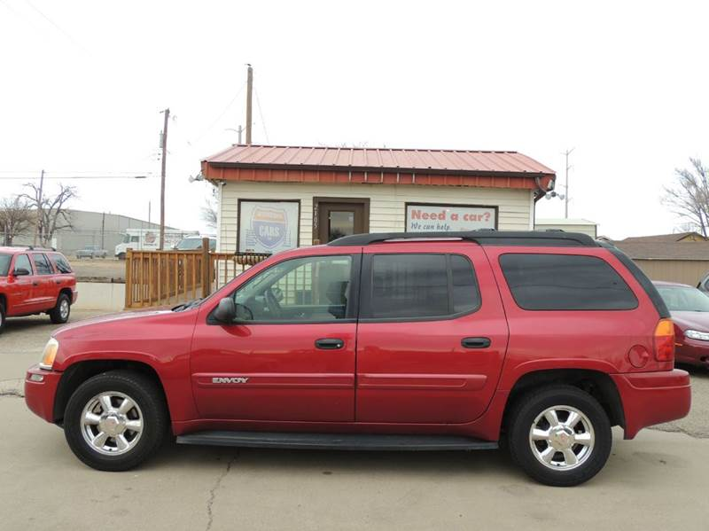 2004 gmc envoy xl sle 4dr suv in amarillo tx interstate. Black Bedroom Furniture Sets. Home Design Ideas