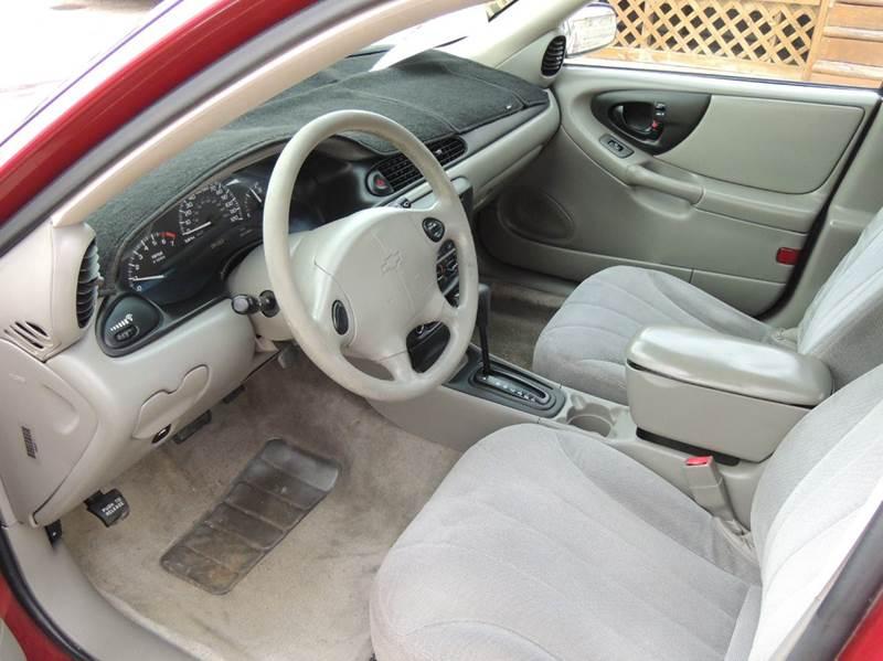 2004 Chevrolet Classic Base 4dr Sedan - Amarillo TX
