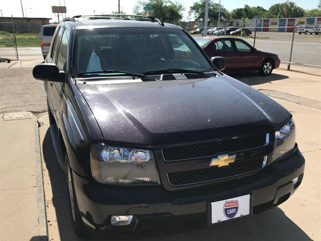 2008 Chevrolet TrailBlazer 4x2 LS Fleet1 4dr SUV - Amarillo TX
