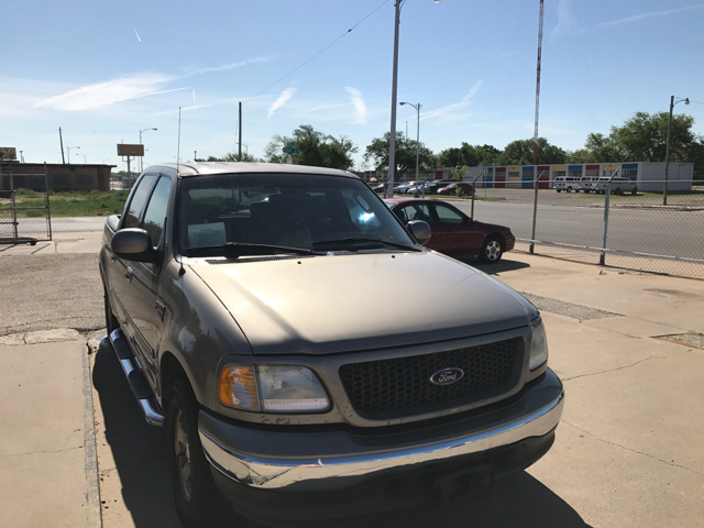 2003 Ford F-150 4dr SuperCrew XLT Rwd Styleside SB - Amarillo TX